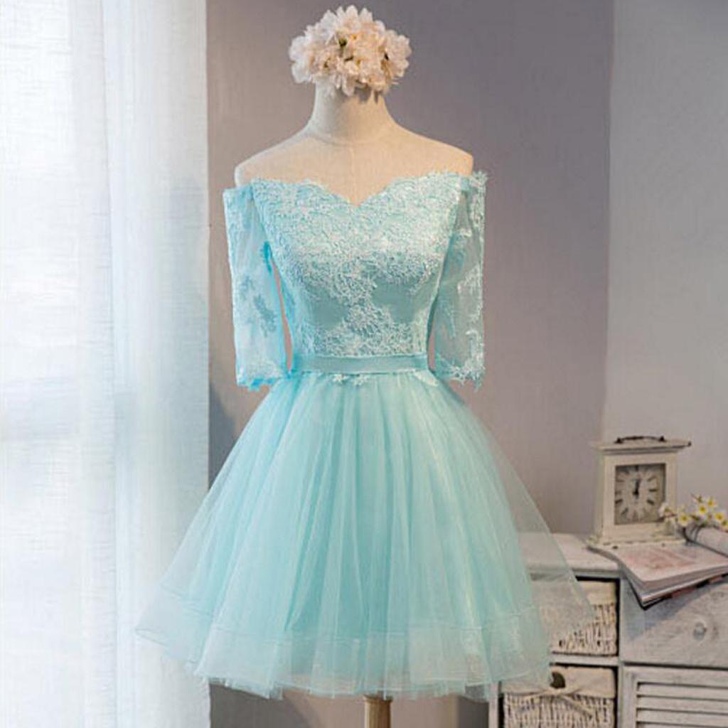 Fullsize Of Tiffany Blue Dress