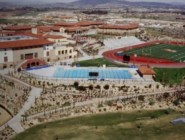 Cathedral High School – California