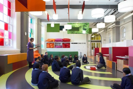 primary school interior design 02