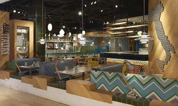 Restaurant Design Inspired By Modern Italian Design Ask