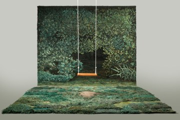 Wool carpets and area rugs by artist Alexandra Kehayoglou - 06