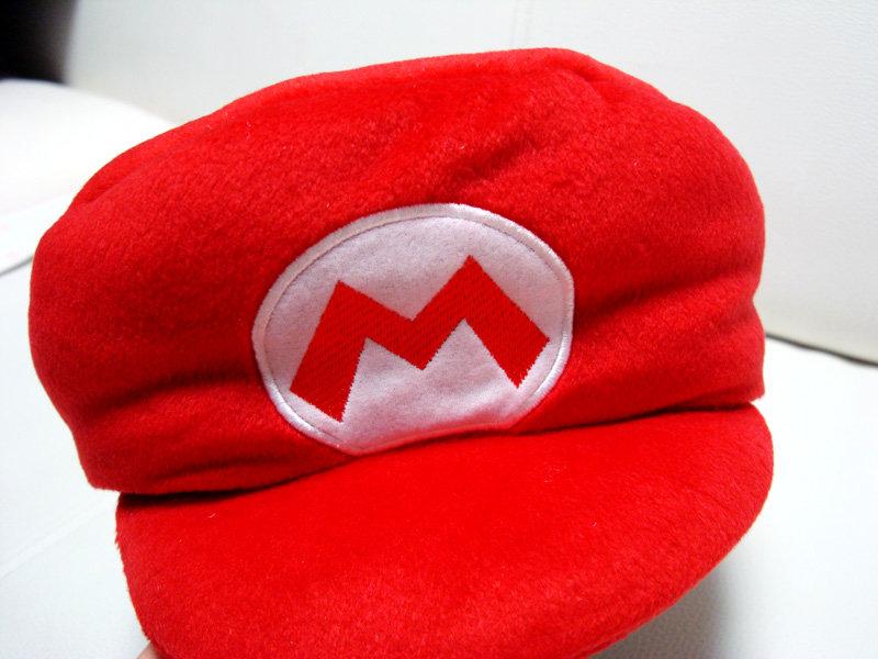 クラブニンテンドーのプラチナ会員特典「マリオ帽子」が届いたのでレビューしてみた