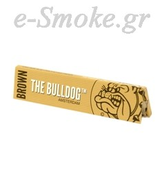 Χαρτάκια The Bulldog Eco Brown Slim King Size