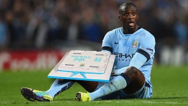 Yaya Toure turns 32 today