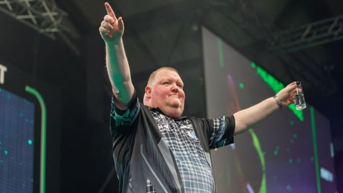'The Highlander' will represent Scotland for the first time in his PDC career