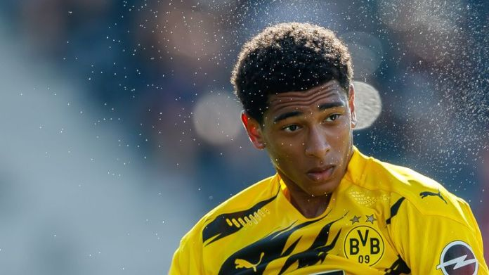 Jude Bellingham joined Borussia Dortmund for £25m in July