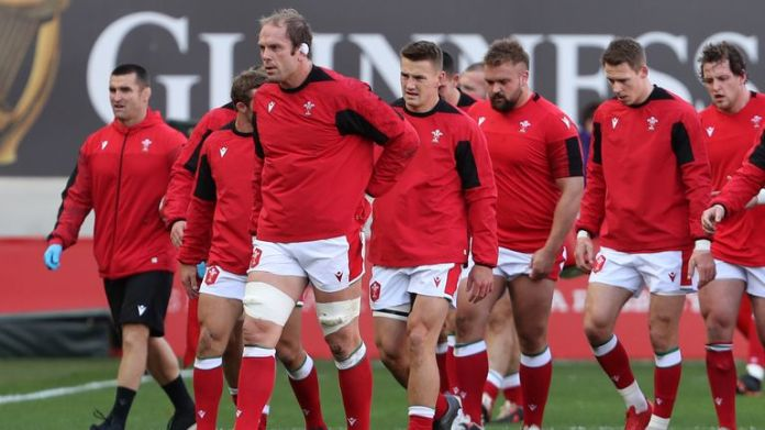 Wales have lost their last five matches