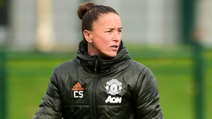 Casey Stoney, Man Utd Women's manager