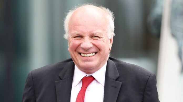 Greg Dyke is a former chairman of the FA