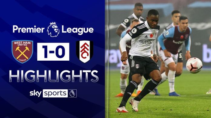 West Ham vs Fulham Highlights