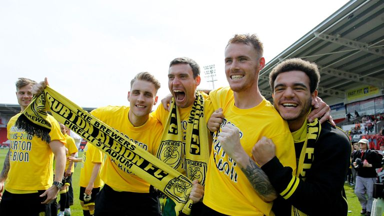 burton albion s first ever game at the second tier of english football will be away to nottingham forest on august 6 city ground