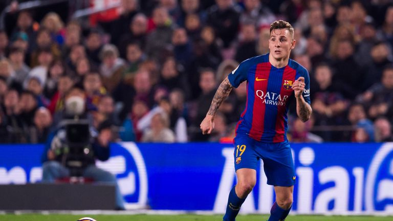 lucas digne could be on the move this summer according to reports in spain