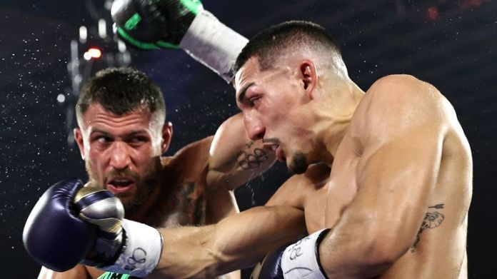 Lomachenko's loss opened the door to a new pound-for-pound No 1