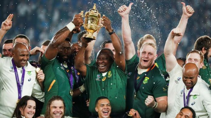 Reigning world champions South Africa intend to remain a part of the Rugby Championship