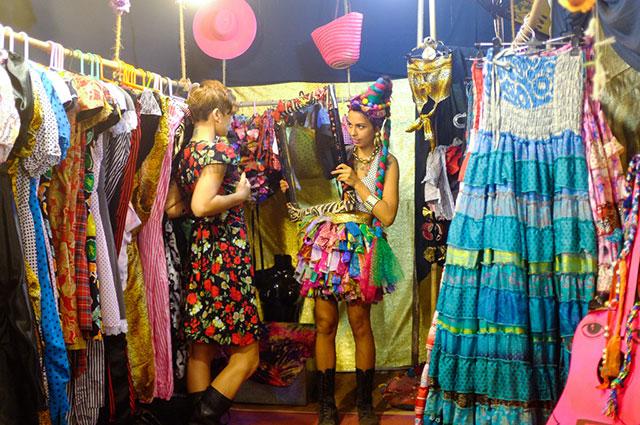 #4. Saturday Night Market (Arpora)