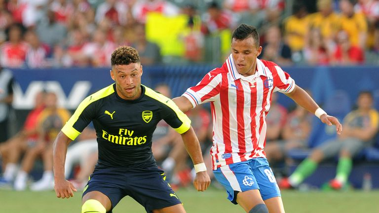 Arsene Wenger will ease Alex Oxlade-Chamberlain back into the Arsenal side