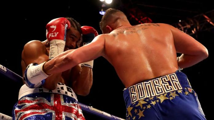Haye retired after two losses to Bellew