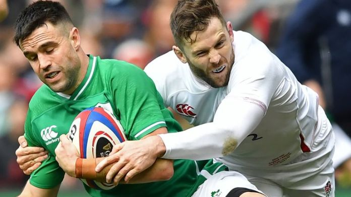 Ireland will host England at the Aviva Stadium on March 20