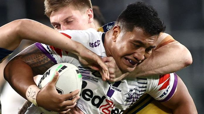 Albert Vete has agreed to join Hull KR on a two-year contract