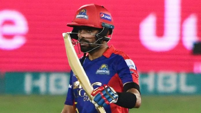Karachi batsman Babar Azam is the leading run-scorer in the 2020 Pakistan Super League