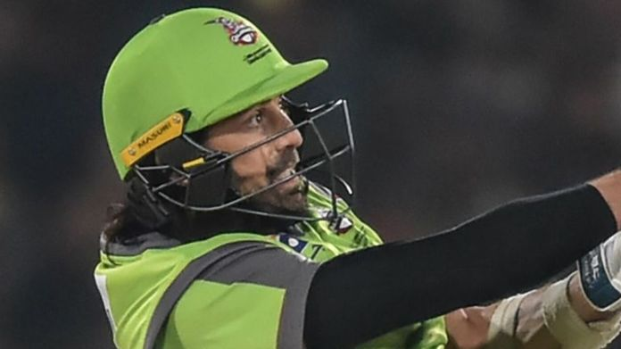 David Wiese starred with bat, ball and in the field as Lahore Qalandars reached their first Pakistan Super League Final