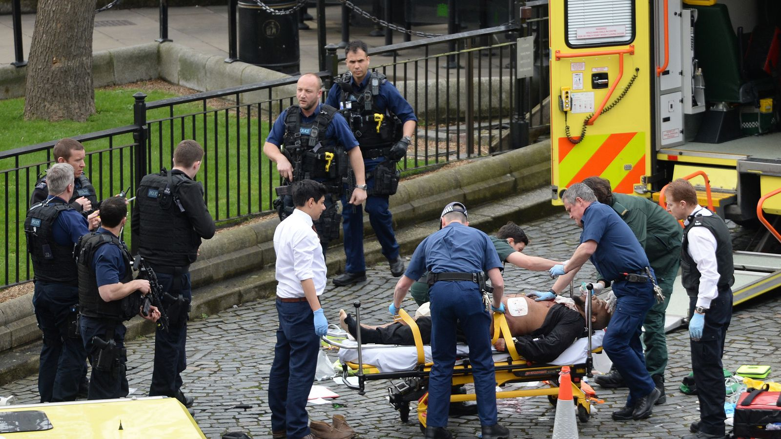 london attack what we know so far bbc news 4