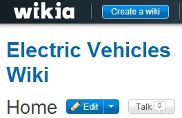 electric vehicles wiki