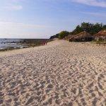 Relaxing in Sinait, Ilocos Sur