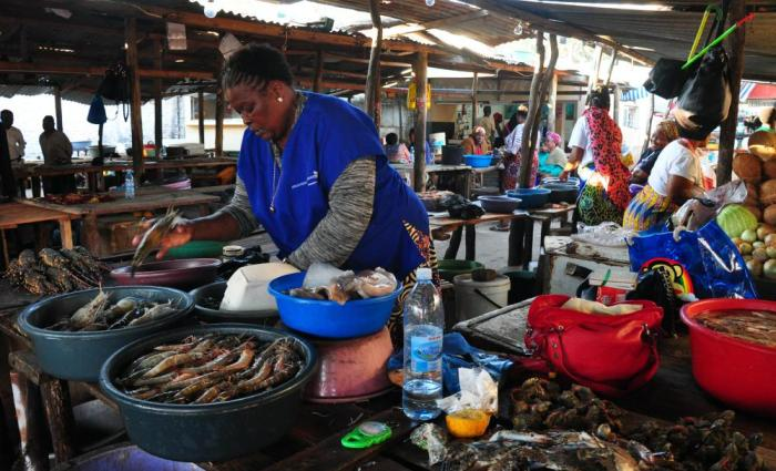 Maputo's (old) Fish Market