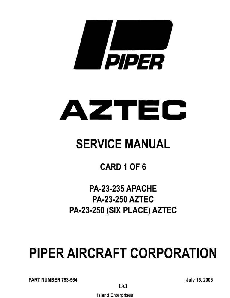 Cessna Model R172 Series 1977 thru 1981 Service Manual