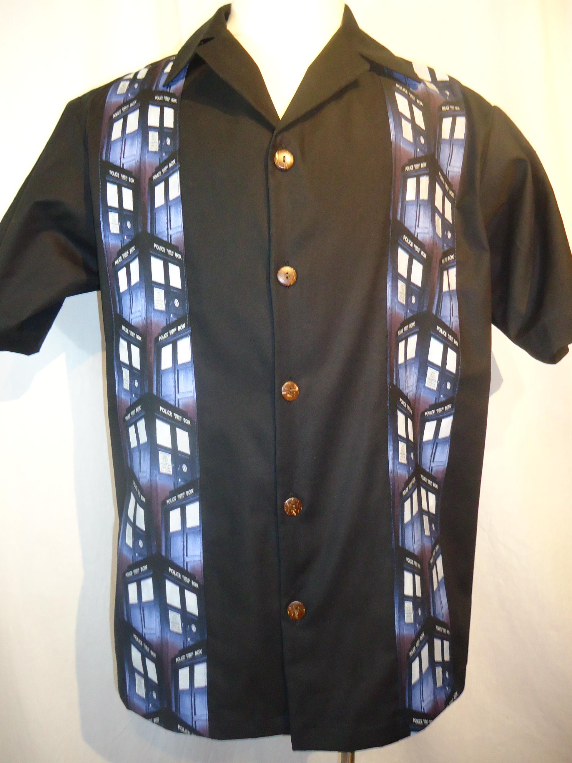 Tardis shirt
