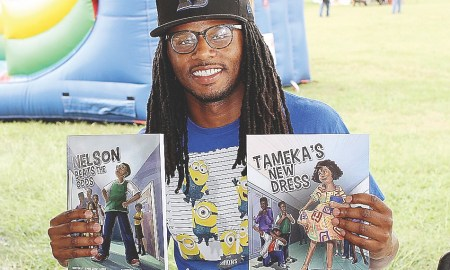 Former Special Education Student Beat The Odds & Publishes A Best Selling Children's Book