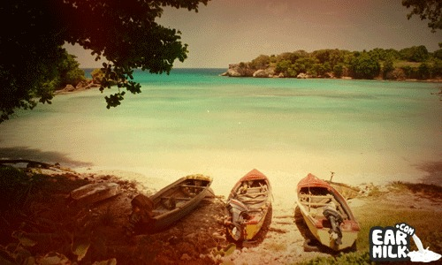 Reggae Beach Boats