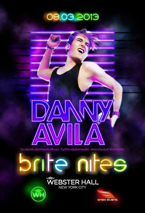 Danny Avila Webster Hall