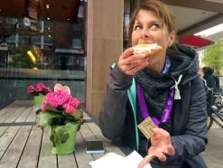Hamburg Marathon Womens Race Fischbrötchen2