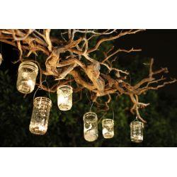 Small Crop Of Mason Jar Lighting