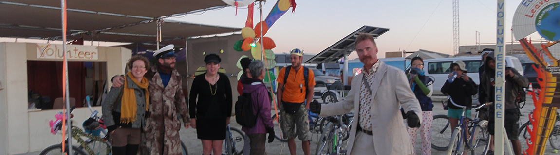Nature and Greening Your Burn Bike Tours – 2016