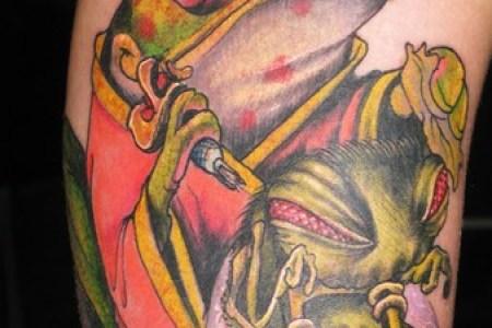 new school tattoo design froq ?w=1180
