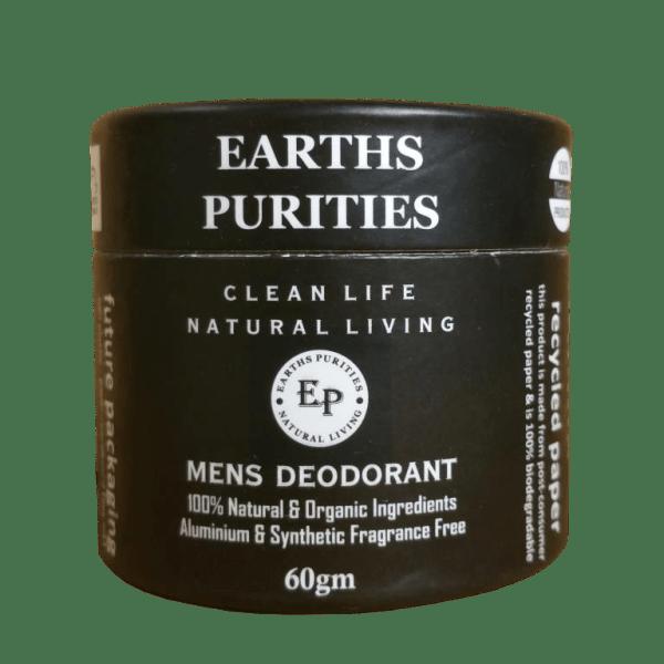 mens natural paste