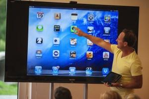 Steve JobsSchool Sneek 1