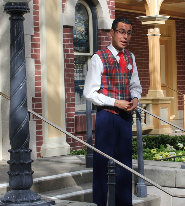 Walk In Walt S Footsteps Tour Review