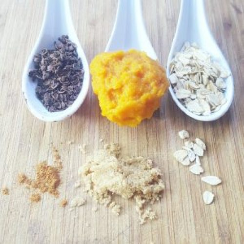 simple vegan cookie ingredients