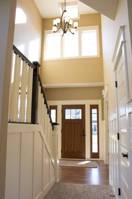 The Jamestown 4 Bed 2 5 Bath 2935 Sq Ft Home Floor