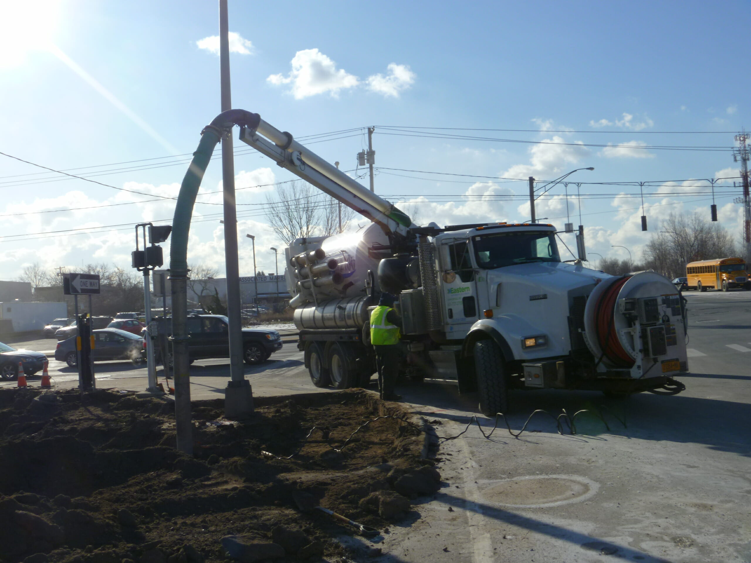 Vactor, Guzzler, Hydro-Excavation & Air Knife Solutions