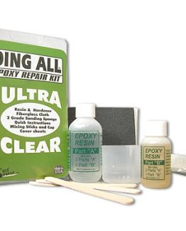 Dingall Super Epoxy Repair Kit - Eastern Lines Surf Shop