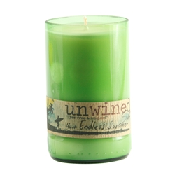 Unwined Endless Summer 8oz Beer Candle