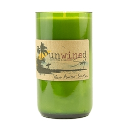 Unwined Amber 12oz Candle