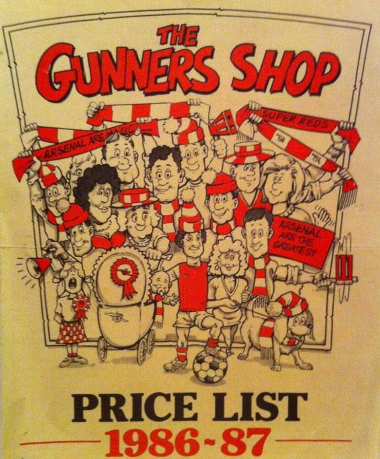 Gunners Shop
