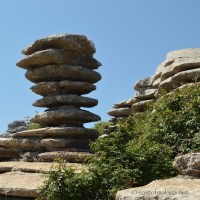 El Torcal: Welcome to Jurassic Park - Andalucían style