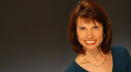 Award-winning author Margaret Peterson Haddix has a writing career that spans over 20 years. (Contributed)